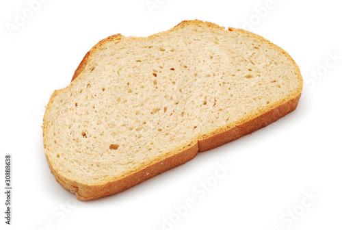 Foto slice of bread