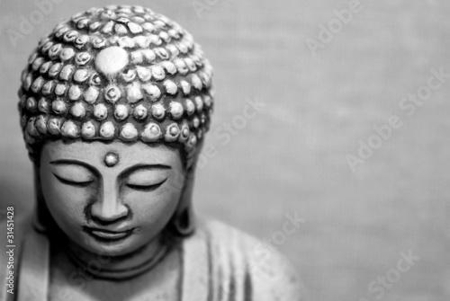 Portrait of Buddha Fototapeta