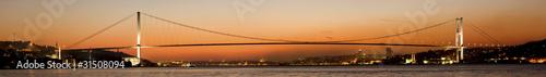 Foto Bosporus Bridge, Istanbul-Turkey