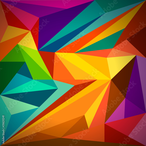 Stylized Vector Background