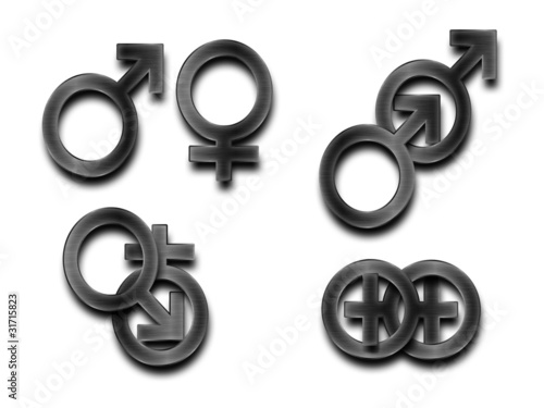 male&female