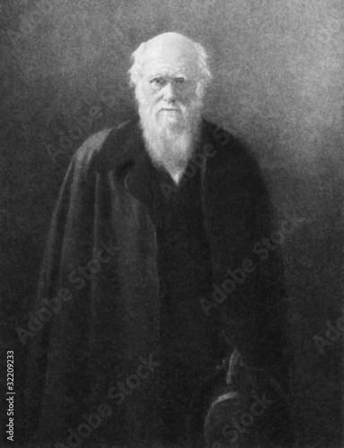 Charles Darwin Fototapet