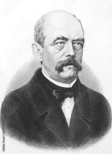 Otto von Bismarck Poster Mural XXL
