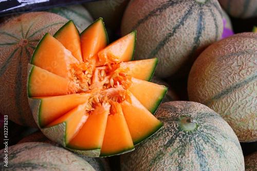 Stampa su Tela Melon