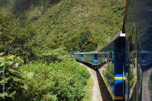 Peru Rail from Cuzco to Machu Picchu (Peru)