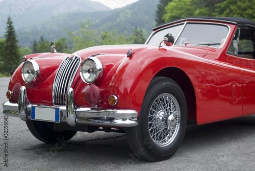Vintage car #32356045
