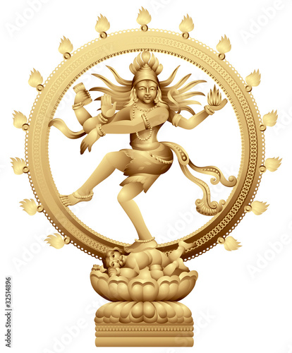 Fotografia Dancing Shiva