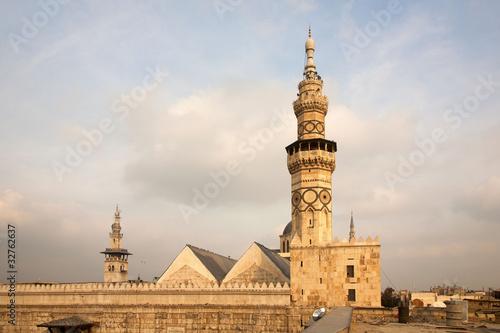 Mosque in Damascus. Syria