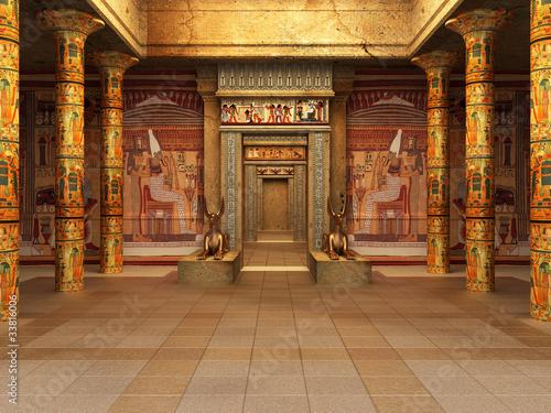 Grób Faraona Fototapeta