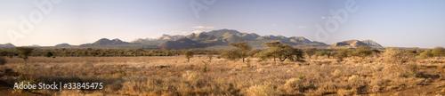 Fotografie, Obraz African savannah