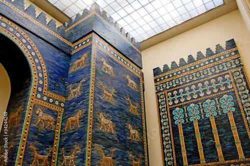 Fotomural Ishtar gate