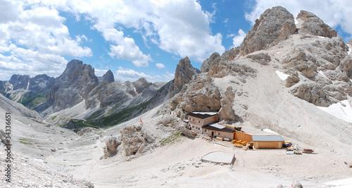 Photo Kesselkogel im Rosengarten - Dolomiten - Südtirol - Italien