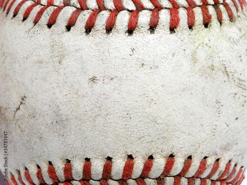 Canvas Print Baseball