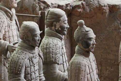 Armée de terre cuite, Chine 17