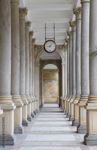 Fotografia Colonnade in Karlovy Vary