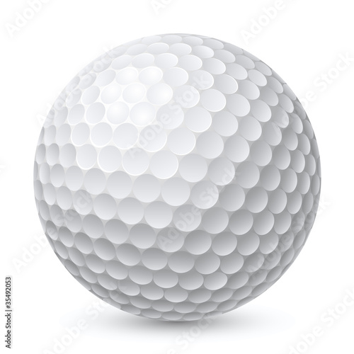 Tablou Canvas Golf Ball