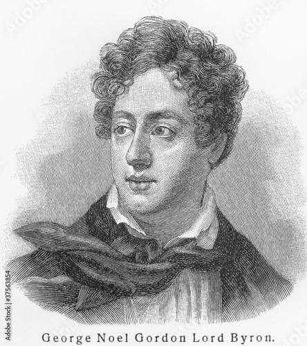 Valokuva Lord Byron