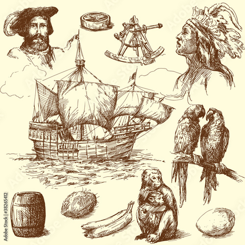 Valokuvatapetti nautical collection