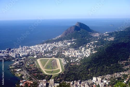 View of the city, Rio de Janeiro, Brazil
