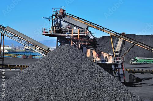 Photo coal industry