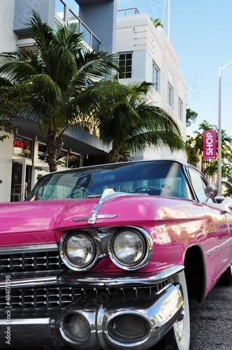 Miami art deco'