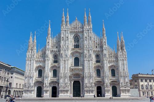 Fototapeta Milan cathedral