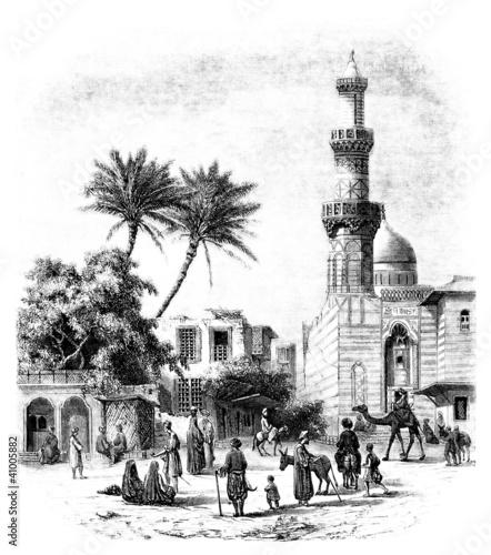 Foto Mosque Arabia - 1001 Nights