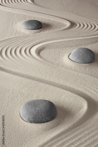 Obraz premium ogród zen