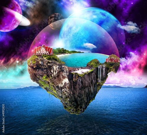 Surreale Welt