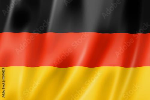 Wallpaper Mural German flag