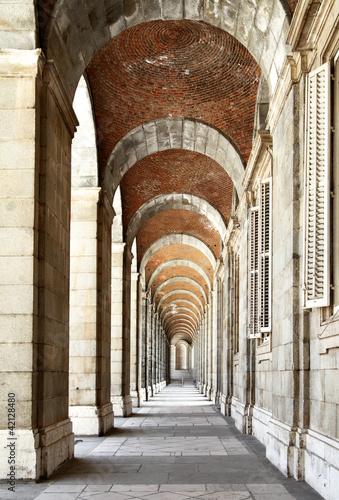 Colonnade Fotobehang