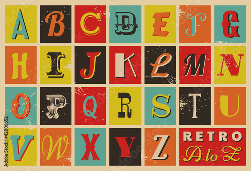 Retro Letters Collection