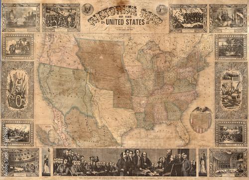 Valokuva USA 1847