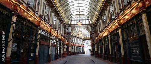 Leadenhall Market in the City of London #43302866