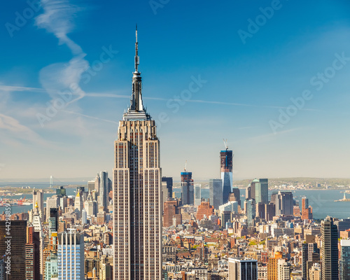 Manhattan Fototapet