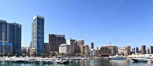 Fototapeta premium Bejrut, Liban