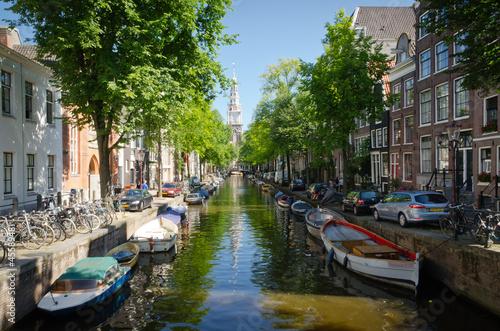 Fototapeta premium Amsterdam