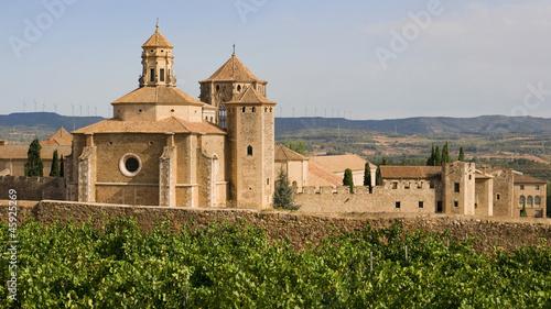 Photo Monastic site of Poblet