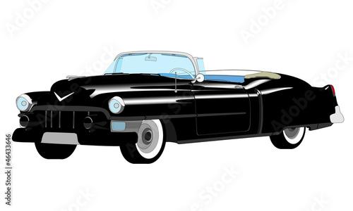 Fotografía Black Cadillac