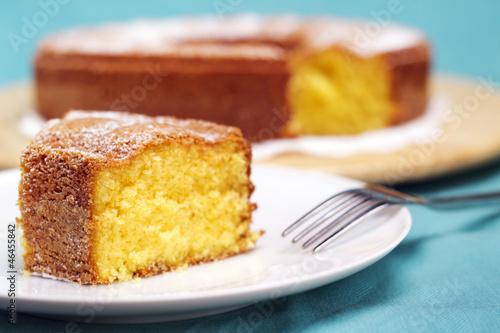 Fotografija slice of cake