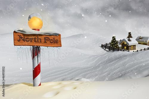 Fotografia The North Pole