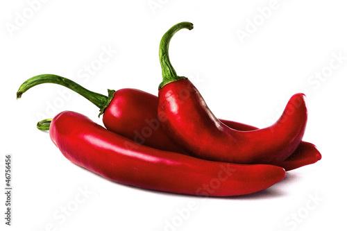 Red Pepper Chili Fototapeta