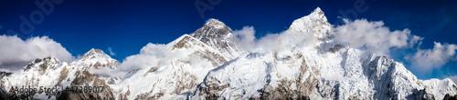 Fotografia Mt. Everest, Lhotse, Pumori