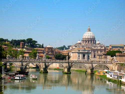 Wallpaper Mural Rome et le Vatican