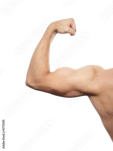 Arm Muskeln Fototapete