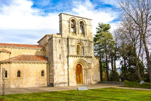 Monasterio Nuestra Señora de Estíbaliz (Álava)