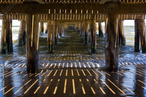 old sea pier #48000496