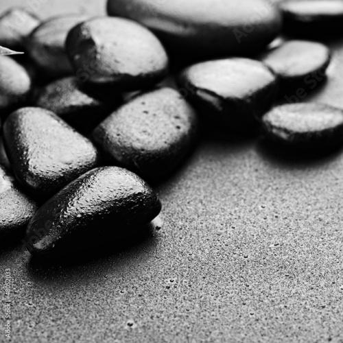 Fototapeta premium kamienie zen