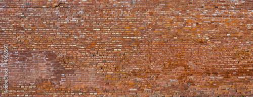 Fototapeta premium Tło tekstura ściana z cegieł