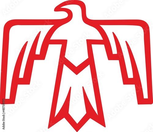Photo Donnervogel - Thunderbird - Native Americans